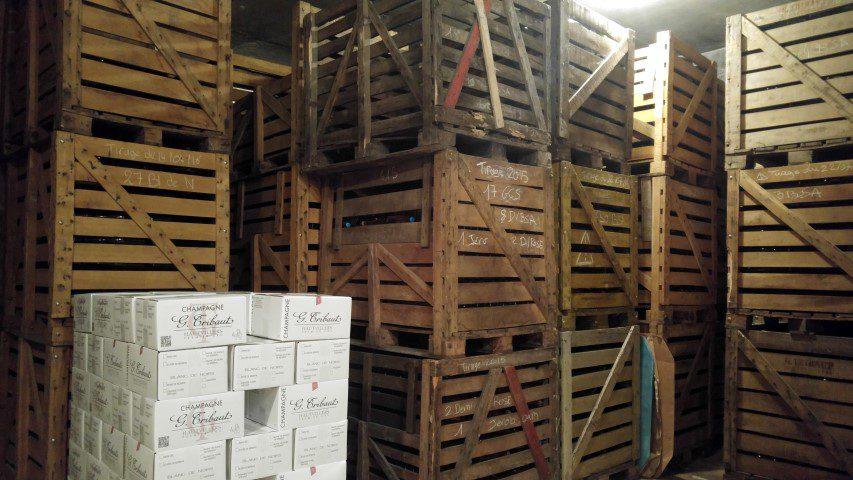 Een bruisend bezoek aan de Champagnestreek - Champagne G. Tribaut