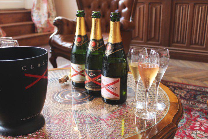 Een bruisend bezoek aan de Champagnestreek - Champagne de Castellane