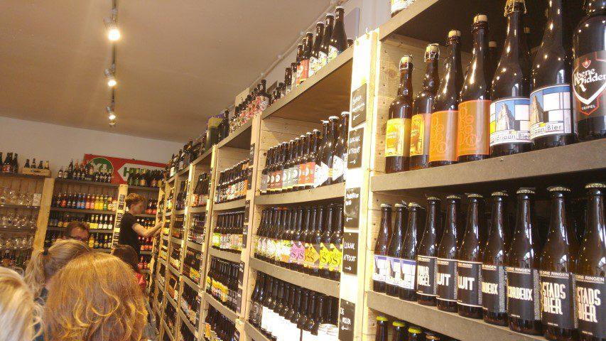 Food & Biertour Amersfoort - Bierwinkel Hop