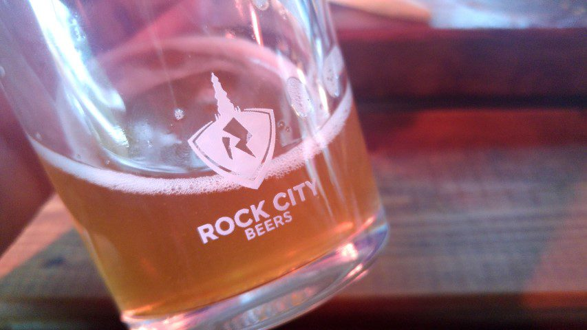 Food & Biertour door Amersfoort - Rock City Beers