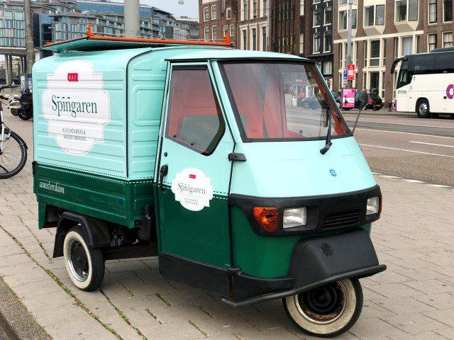Toerist in eigen land: Amsterdam - Spingaren Amsterdamse vleeshouwers & groentemakers