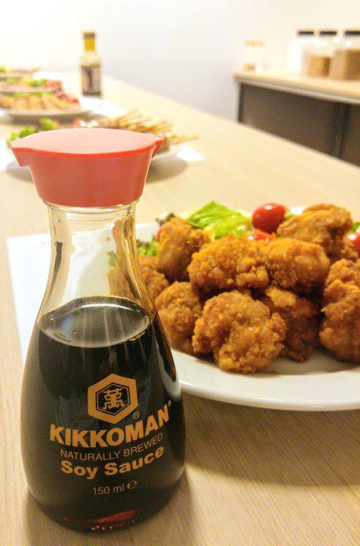 Kikkoman receptideeën