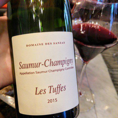 La Table Kobus Epernay - Saumur Champigny Les Tuffes