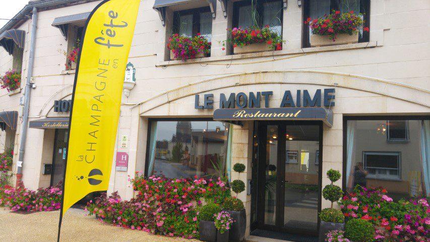 Logis Hostellerie du Mont Aimé