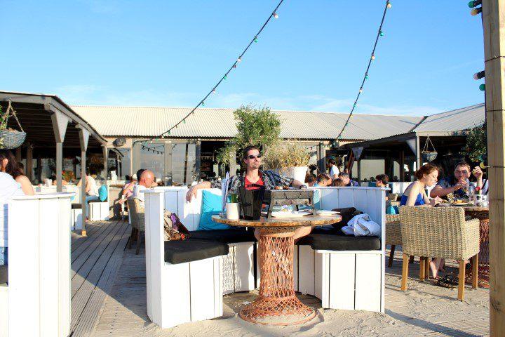 Millers Beach strandpaviljoen