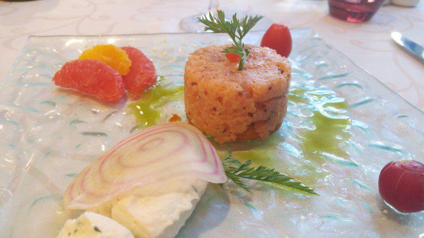 Restaurant Hostellerie du Mont Aimé
