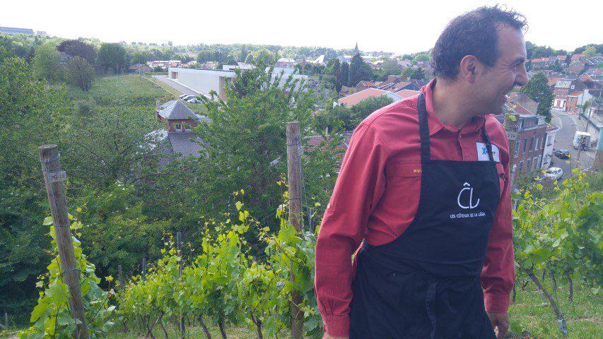 Wijntour door de provincie Luik -Domaine Les Coteaux de la Légia