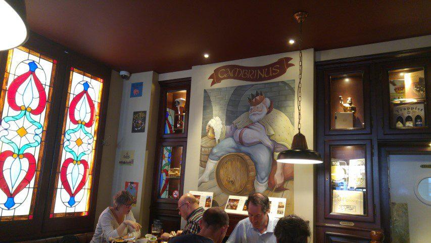10x OngewoonLekkere plekjes in Brugge - Bierbrasserie Cambrinus