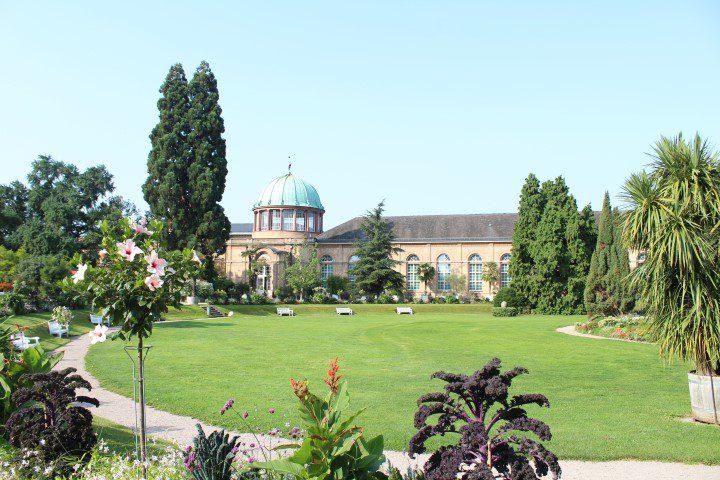 15x OngewoonLekkere adresjes in Karlsruhe - Botanische Tuinen
