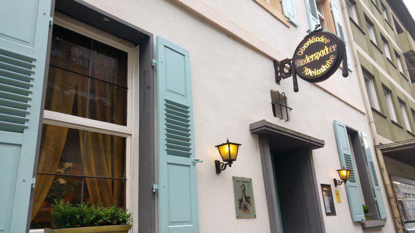 15x OngewoonLekkere adresjes in Karlsruhe - Oberlander Weinstube
