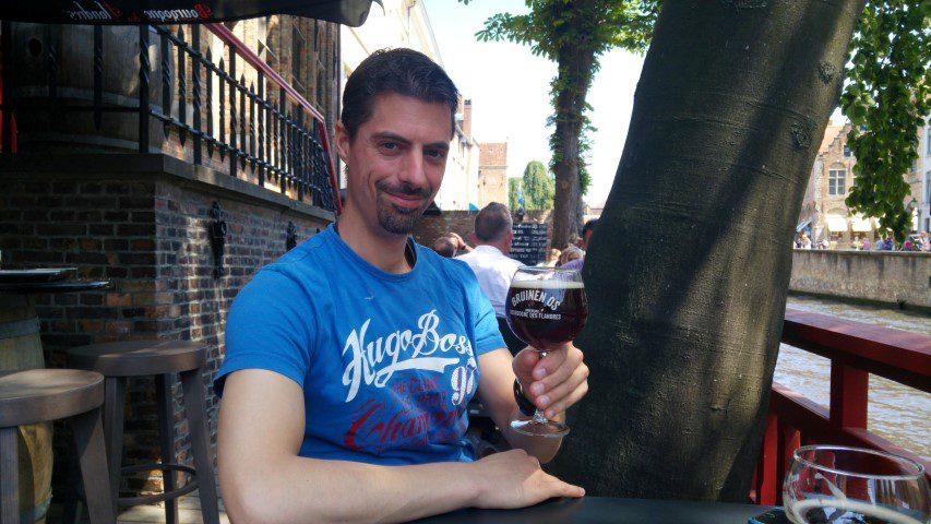 Op bezoek bij Brouwerij Bourgogne des Flandres