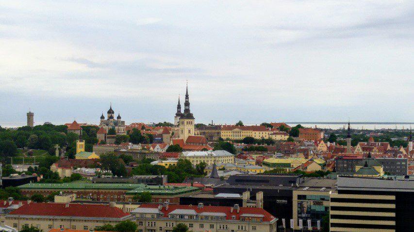 De 2 beste hotels in Tallinn Estland - Radisson Blu Olümpia Hotel Tallinn