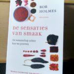 Review: De sensaties van Smaak - Bob Holmes
