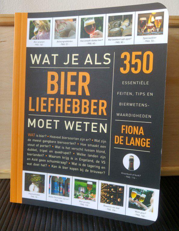 Review: Wat je als bierliefhebber moet weten - Fiona de Lange