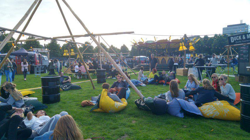 Foodfestival Rrrollend Den Haag XXL