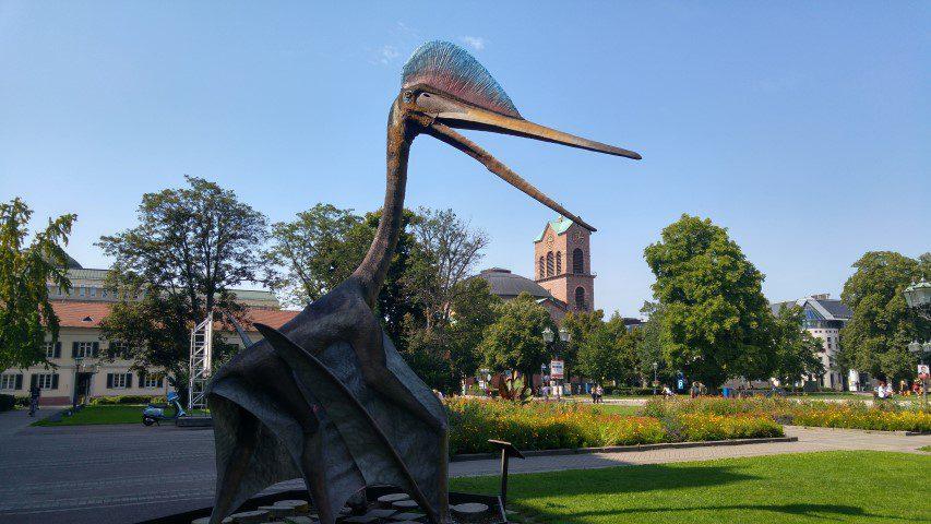 15x OngewoonLekkere adresjes in Karlsruhe - STAATLICHES MUSEUM FÜR NATURKUNDE
