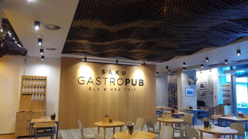 Saku Gastropub - Tallinn Estland