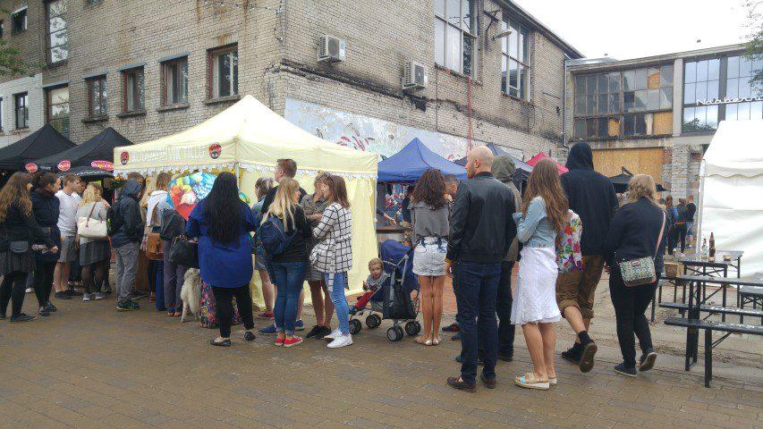 Telliskivi foodtruckfestival