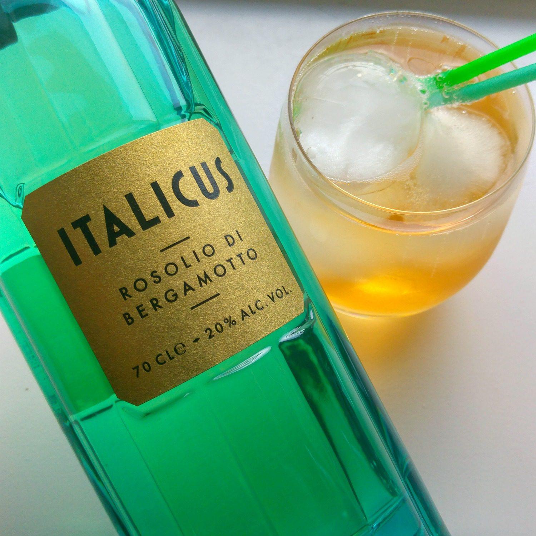 Italicus Rosolio bergamotlikeur_ een musthave voor je drankenkast!