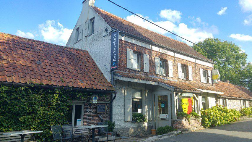 Plan Bier Scheldeland - Het Veerhuis