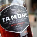 Tamdhu Speyside whisky boter