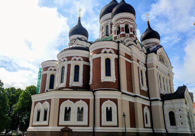 Toompea - Tallinn Estonia