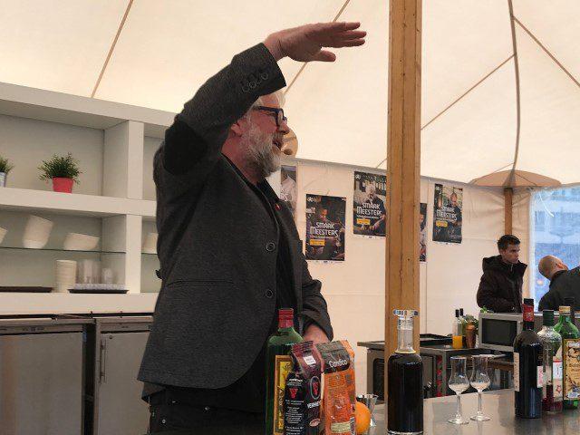 Smaakmeesters Antwerpen 2017 - Vagant Jenever Workshop