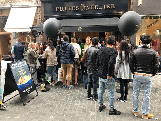 Smaakmeesters Antwerpen 2017 - Frites Atelier