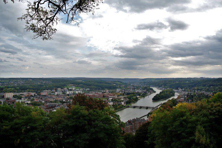 3 Tips voor een Citytrip Namen in Wallonië - uitzicht Namen