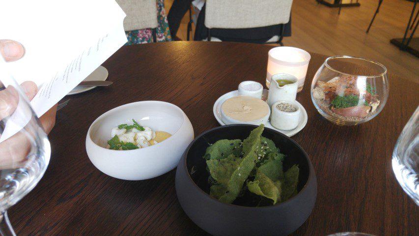 Restaurant Nathan - Antwerpen - Smaakmeesters 2017