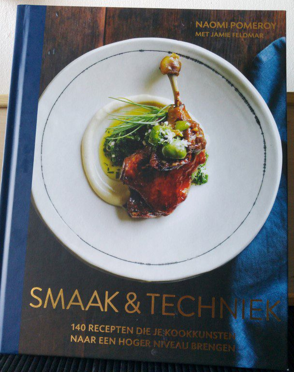 Smaak & Techniek - Naomi Pomeroy