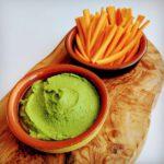Spinazie hummus: mooi groen is niet lelijk