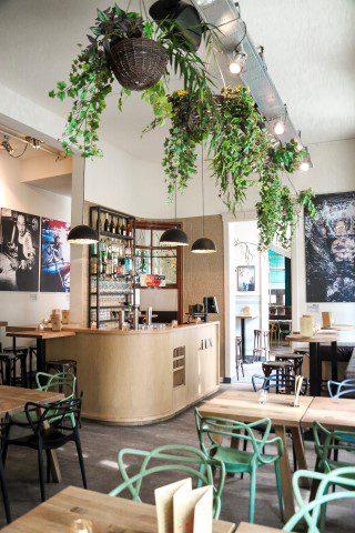 OngewoonLekker in Rotterdam: Nieuw Rotterdams Café