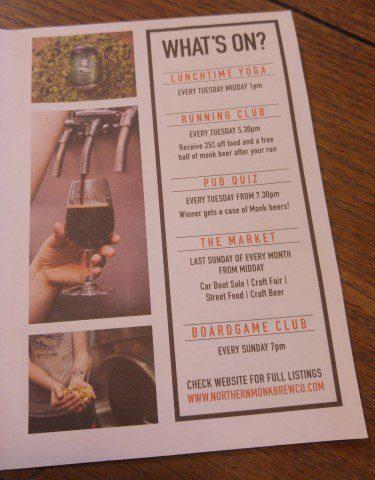 OngewoonLekker op bezoek bij: Northern Monk Brewery Leeds