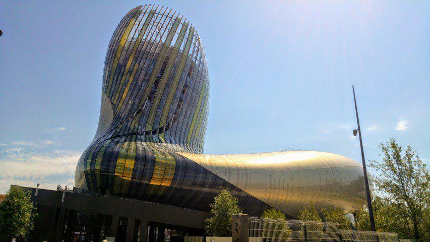 Op bezoek bij: La Cité du Vin Bordeaux
