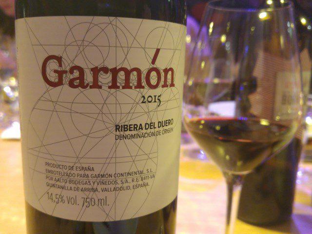 Ribera del Duero wijn-spijs diner bij Bolenius
