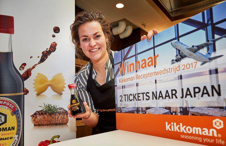Uitslag Kikkoman receptenwedstrijd