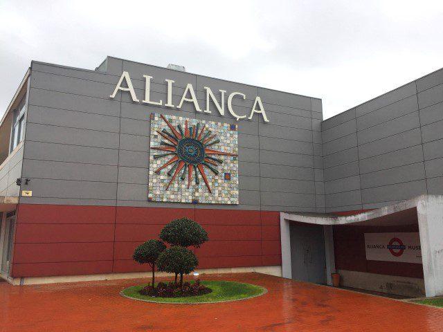 ALIANÇA UNDERGROUND MUSEUM & WINERY