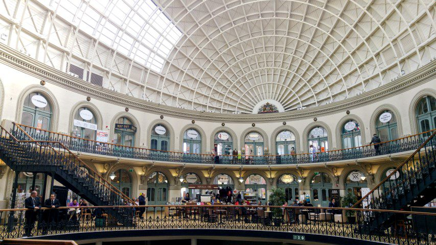 Leeds tips: Corn Exchange