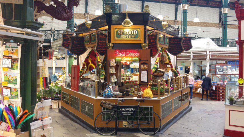 Leeds tips: Kirkgate Market
