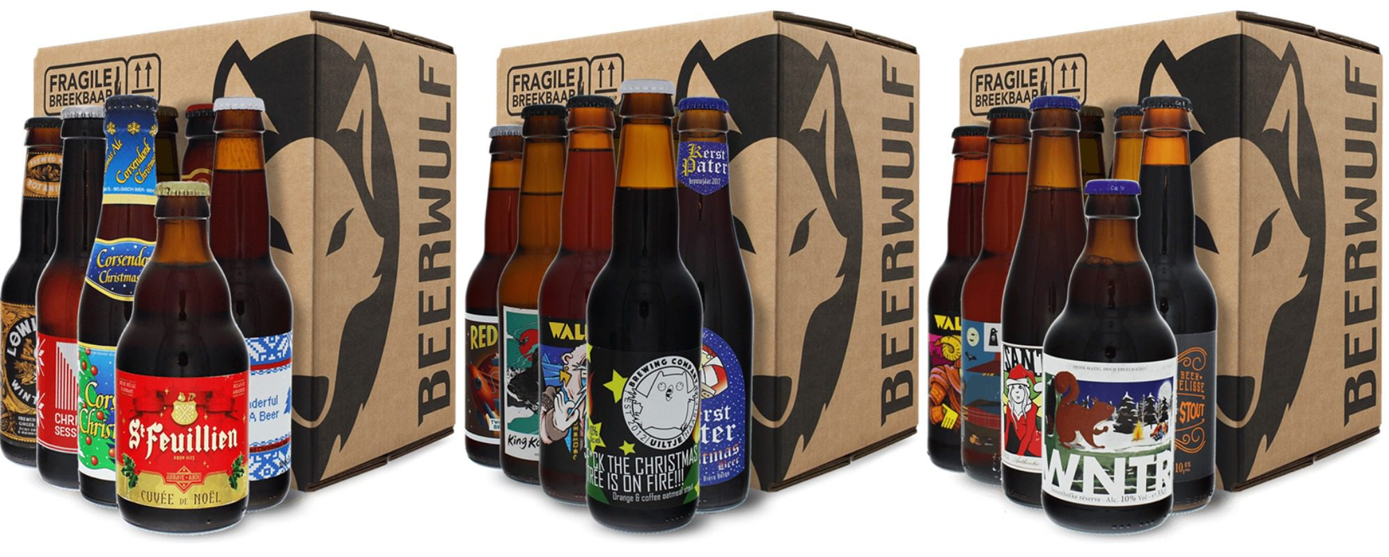 Last minute cadeau ideetjes - Beerwulf bier
