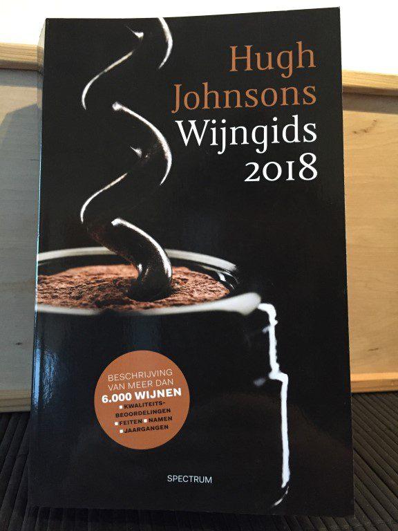 Review Wijngids 2018 - Hugh Johnsons