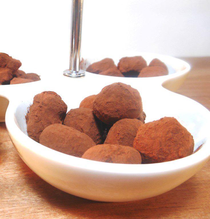 Tamdhu Speyside chocolade truffels
