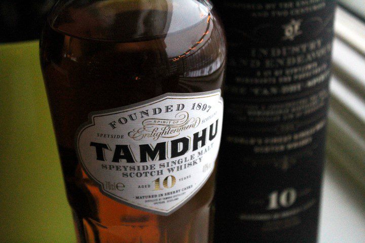 Tandhu Speyside 10yr Single Malt