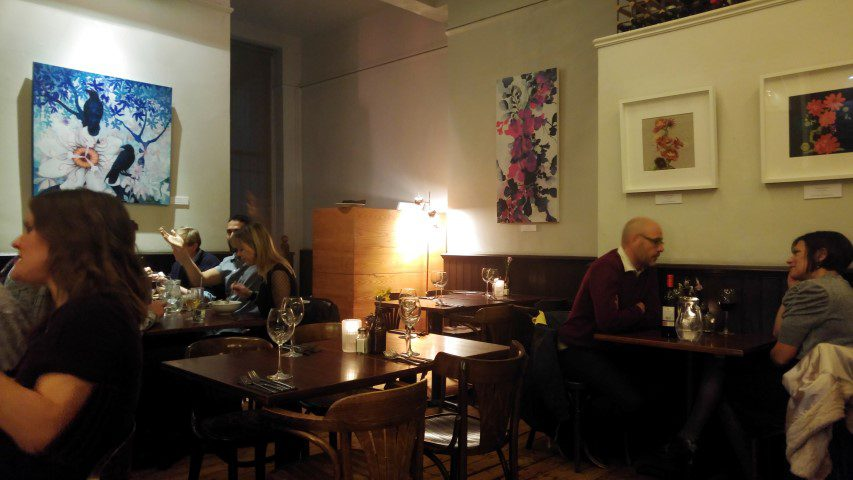Tips Leeds: Art's Café