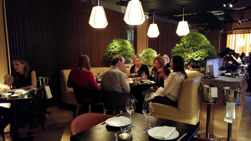 Tips Leeds: Issho Rooftop Restaurant & Bar