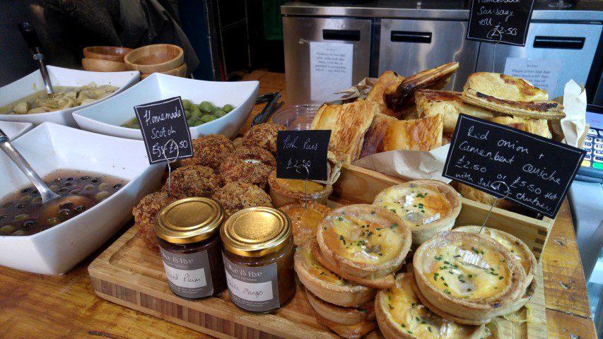 Tips Leeds: Olive & Rye