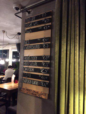 Toerist in eigen land: Amsterdam - Brouwerij de Prael