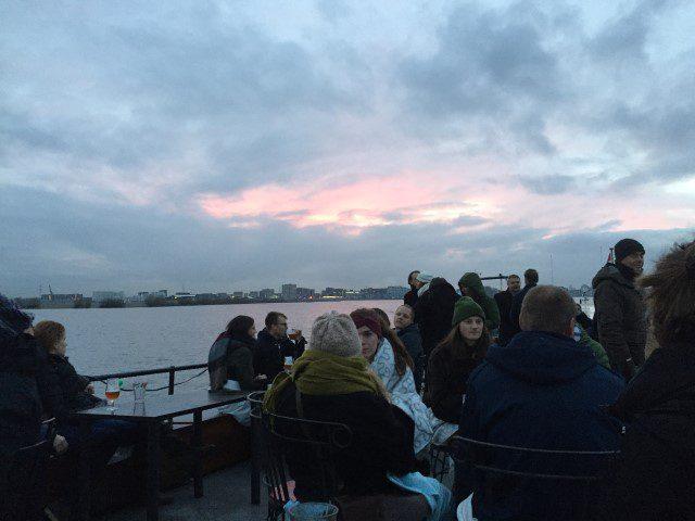 Toerist in eigen land: Amsterdam - Pampus