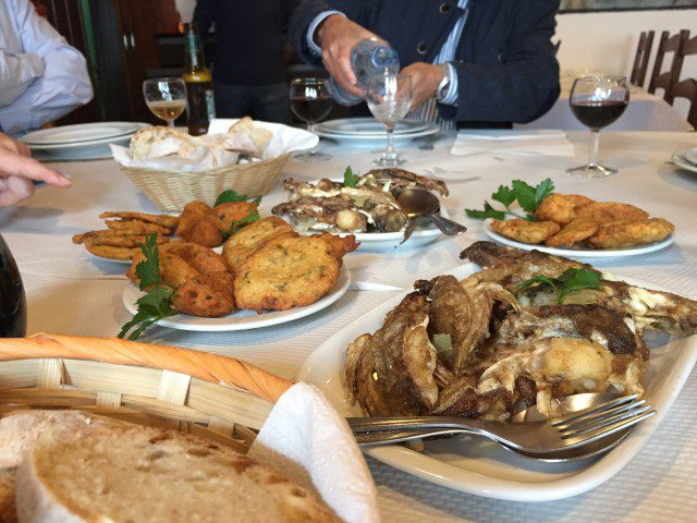 Centro de Portugal - Een culinair festijn! - A Bela Ria Restaurant